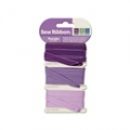 SEW Ribbon Bändermischung Purple