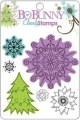 Winter Joy Clearly Stamps