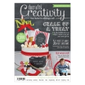 Zeitschrift (UK) docrafts Creativity Issue 52