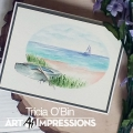 Bild 4 von Art Impressions Stempelgummi  Watercolor Boat Set