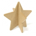 Beyond The Page 3-D Star Decoration
