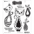 Dylusions Gummistempel Puddy Cat