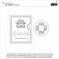 Bild 5 von Lawn Fawn Clear Stamps  - Clearstamp Car critters