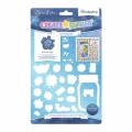 Bild 1 von Hunkydory - Moonstone  Cutting Dies - Create-A-Shaker - Super Sweets & Cute Critters