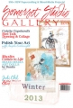 Zeitschrift (USA) Somerset Studio Gallery Winter 2013