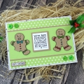 Bild 6 von For the love of...Stamps by Hunkydory - Clearstamps Gingerbread Fun