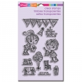 Perfectly  Clear Stamps Kiddo Birthday
