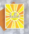 Bild 13 von Pinkfresh Studio Cling Rubberstamp - Pop Out: Sunburst Cling Stamp set - Stempelgummi