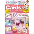 Zeitschrift (UK) Simply Cards & Papercrafts #164