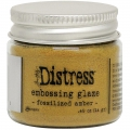 Tim Holtz Distress Embossing Glaze -Embossingpulver - Fossilized Amber