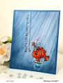 Bild 6 von Whimsy Stamps Clear Stamps  - Best Fishes - Party Fische