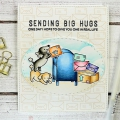 Bild 3 von Heffy Doodle Clear Stamps Set -  Everyday Sentiment Duos - Stempel Texte