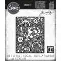 Sizzix Thinlits Dies Stanzschablone By Tim Holtz Doodle Art #2