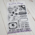 Kindred Stamps Clearstamps Roaring Plans