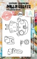 AALL & Create Clear Stamps - Bunny & Bunnies
