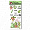 Art Impressions Stamp Set - Frog Set