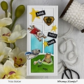 Bild 5 von Whimsy Stamps Clear Stamps  - Super Dogs - Super Hunde