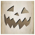 Bild 2 von Tim Holtz Alterations Stanzschablone Movers & Shapers Mini Scary Jack-O-Lantern