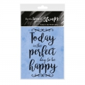 For the love of...Stamps by Hunkydory - Today is the Perfect Day