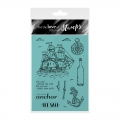 For the love of...Stamps by Hunkydory - Clearstamps Set Sail