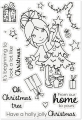 Bild 3 von Crafter's Companion - Annabel Spenceley Photopolymer Stamp - From Our Home To Yours