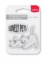 ScrapBerrys-Clearstamp-----Lovely-Pets