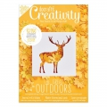 Zeitschrift (UK) docrafts Creativity Issue 83