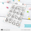 Mama Elephant - Clear Stamps LITTLE GNOME AGENDA