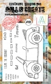AALL & Create Clear Stamps  - Road Trip