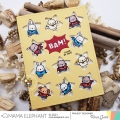 Bild 7 von Mama Elephant - Clear Stamps LITTLE SUPERHERO AGENDA - Superheld