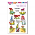 Stampendous Perfectly Clear Stamps - Gnomaste