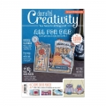 Zeitschrift (UK) docrafts Creativity Issue 58