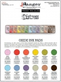 Tim Holtz Distress Oxides Ink Pad - Serie IV