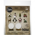 Sizzix Thinlits Dies Stanzschablone By Tim Holtz Tiny Snowglobes