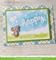 Bild 8 von Lawn Fawn Clear Stamps  - Clearstamp Scripty Bubble Sentiments